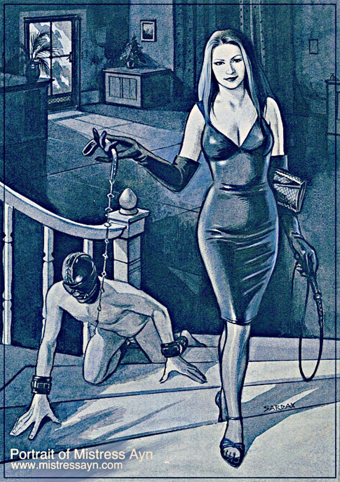 Реальные истории о женском доминировании